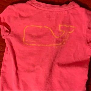 Vineyard Vines- 2T Pink T-Shirt EUC